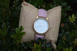 armbanduhren holz holzkern blomen