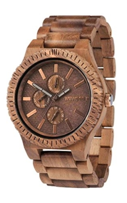 Wooden Watch Wewood KOS Nut - 1