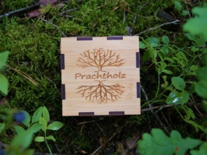 Prachtholz Uhren Box