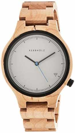 Kerbholz Armbanduhr Lamprecht Maple - 1